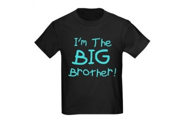 Im Big Brother Kids Dark T-Shirt