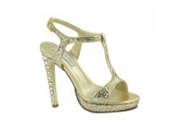 Touch Ups Shoes - Style Darcy Gold 548