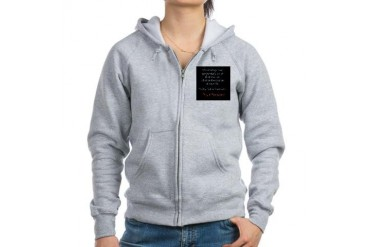 Pay it Forward Life Women's Zip Hoodie by CafePress