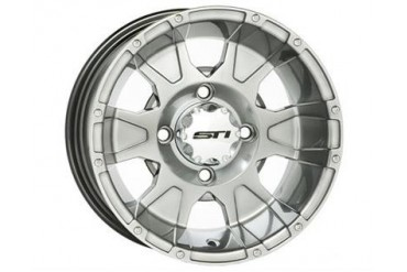 STI G8 Gun Metal  14GM13 STI ATV Wheels