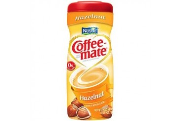 Nestle Coffee Mate Hazelnut Coffee Creamer 15 oz Canister
