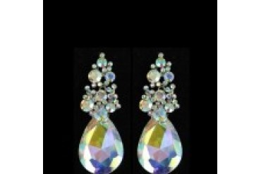 Jim Ball Earrings - Style PV253-AB
