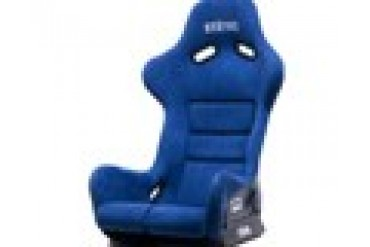 Status Racing Standard Ring Bucket Seat Black FRP Ultrasuede - FIA Approved