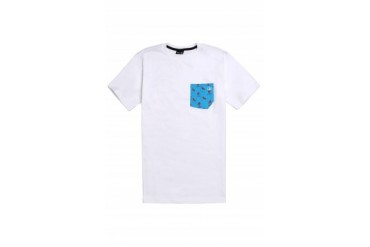 Mens Volcom T-Shirts - Volcom Treezy Pocket T-Shirt