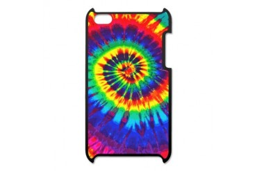 Bright Tie-Dye iPod Touch 4 Case