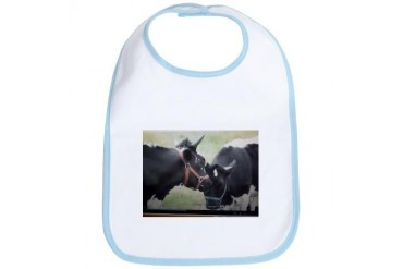 Lick Me Clean Funny Bib by CafePress