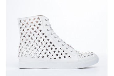 The Damned Bam Star in White Star White size 9.0