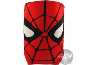 Marvel Comics Spider-Man Face Koozie Can Holder