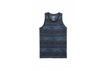 Mens Us Vs.Them Tank Tops - Us Vs.Them Electric Funeral Tank Top