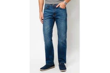 MILANO M505 Straight Cut Jeans
