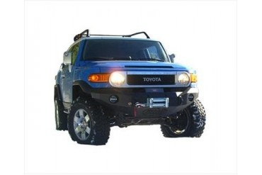 Road Armor Front Stealth Winch Bumper in Satin Black FJ800B Front Bumpers