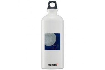 Nvda Svnoyi Ehi Moon Sigg Water Bottle 1.0L by CafePress
