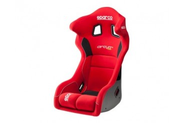 Sparco Red Circuit II Competition Racing Seat