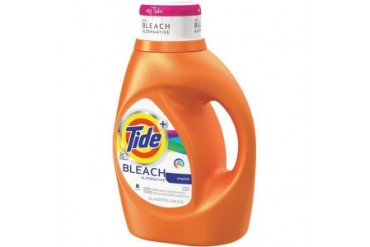 Procter amp Gamble 87544 Tide Bleach Alternative 2X Liquid Laundry Detergent