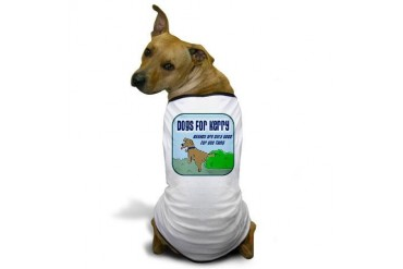 Dog T-Shirt: DOGS FOR KERRY!