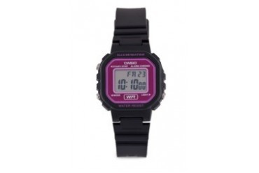 Casio Casio Watch LA-20WH-4ADF Black