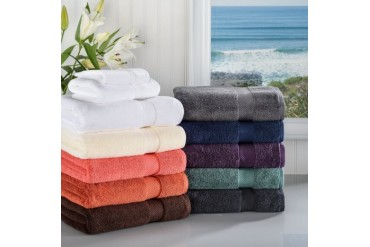 3-Piece Bath Towel Set, Absorbent Zero twist Cotton
