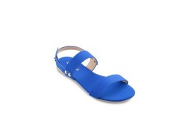 EZRA by ZALORA Basic Strappy Flat Sandal