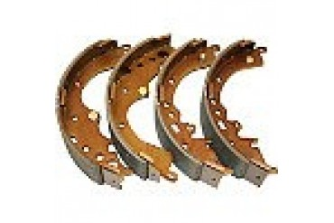 2005-2011 Toyota Tacoma Brake Shoe Set Beck Arnley Toyota Brake Shoe Set 081-3189