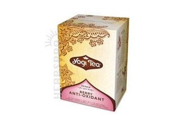 Yogi Tea- Berry Antioxidant 16 bags