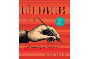 The Left-Handers Softcover Weekly Planner