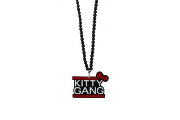 ECHO Park Kitty Gang Necklace