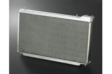Js Racing Aluminum Special Radiator RR GD3 5MT Honda Fit 07-08