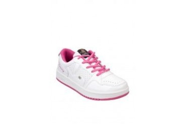 PLAYBOY BUNNY Sport Shoes White And Pink With Playboy Logo