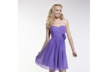 Pretty Maids Quick Delivery Bridesmaid Dresses - Style 22460