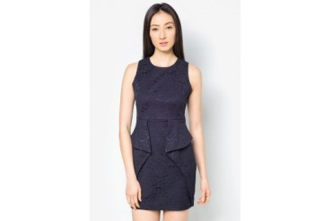 EZRA by ZALORA Origami Dress