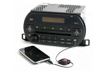 Nissan Altima 2002-04 Radio AM FM CD Player w Aux Input PY520 - 281853Z700