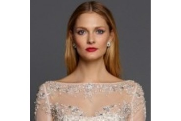 "Claudine ""In Stock"" Wedding Top - Style 7007"