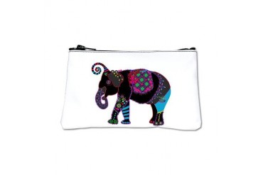 Decorative Elephant 6 Elephant Coin Purse by CafePress