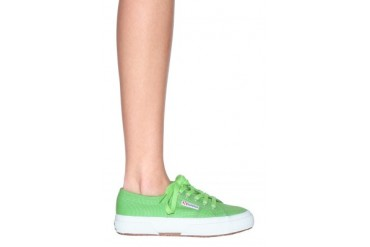 Classic in Green - designed by Superga