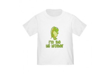 i'm the big brother green Toddler T-Shirt