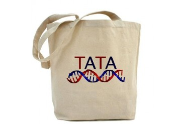TATA Chemistry Tote Bag by CafePress