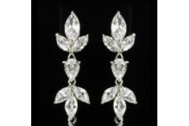 Jim Ball Earrings - Style CZ156