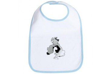 UK Soccer Soccer Bib by CafePress