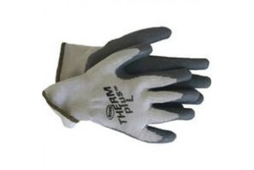 12 Pack Boss Mfg Co 8435L Glove Flexigrip Latex Palm Lin