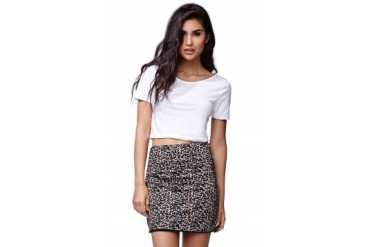 Womens Gypsy Warrior Skirts - Gypsy Warrior Mini Skirt