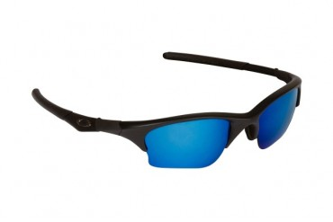 New SEEK Replacement Lenses Oakley HALF JACKET XLJ - Clear Blue
