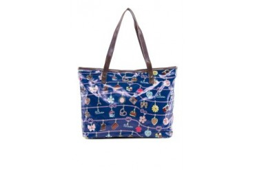 G. Davin Graphic Tote Bag