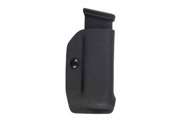 Dale Fricke Archangel Single Vertical Mag Pouches Archangel Mag Pouch Rh Black Fits Glock 19/23