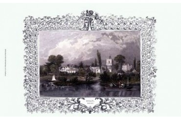 Bray Poster Print by William Tombleson (19 x 13)