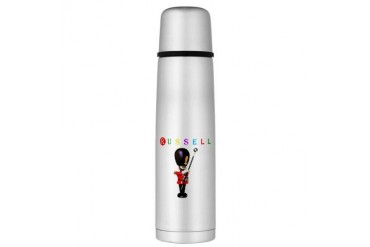 Russell Large Thermos Bottle Marching band Large Thermosreg; Bottle by CafePress