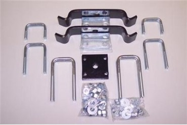 Hellwig LP-25 Load Leveler Mounting Kit 25300 Leaf Spring Helper /Load Leveler Mounting Kits