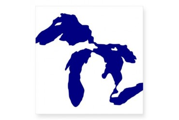 Great Lakes Sticker