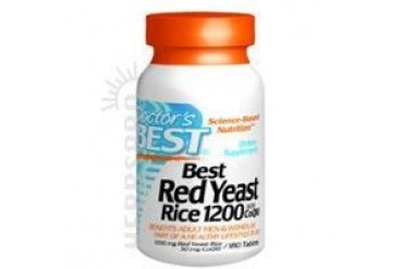 Best Red Yeast Rice CoQ10 180 Tabs