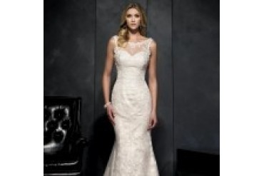 Kenneth Winston Wedding Dresses - Style 1512