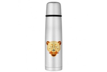 Large Thermos Bottle Lion Large Thermosreg; Bottle by CafePress